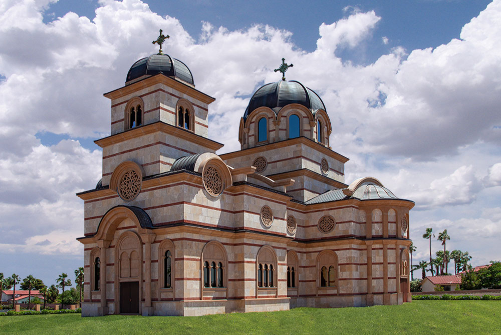 St Simeon Serbian Orthodox Church 1