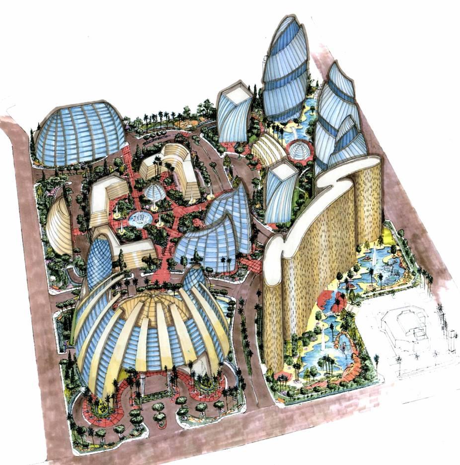 The Gardens - concept