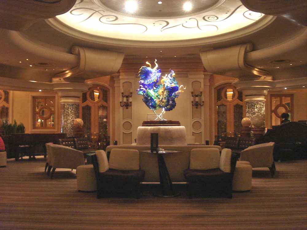 Bellagio lounge