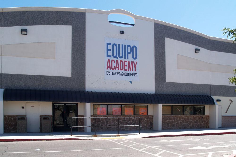 Equipo Academy exterior