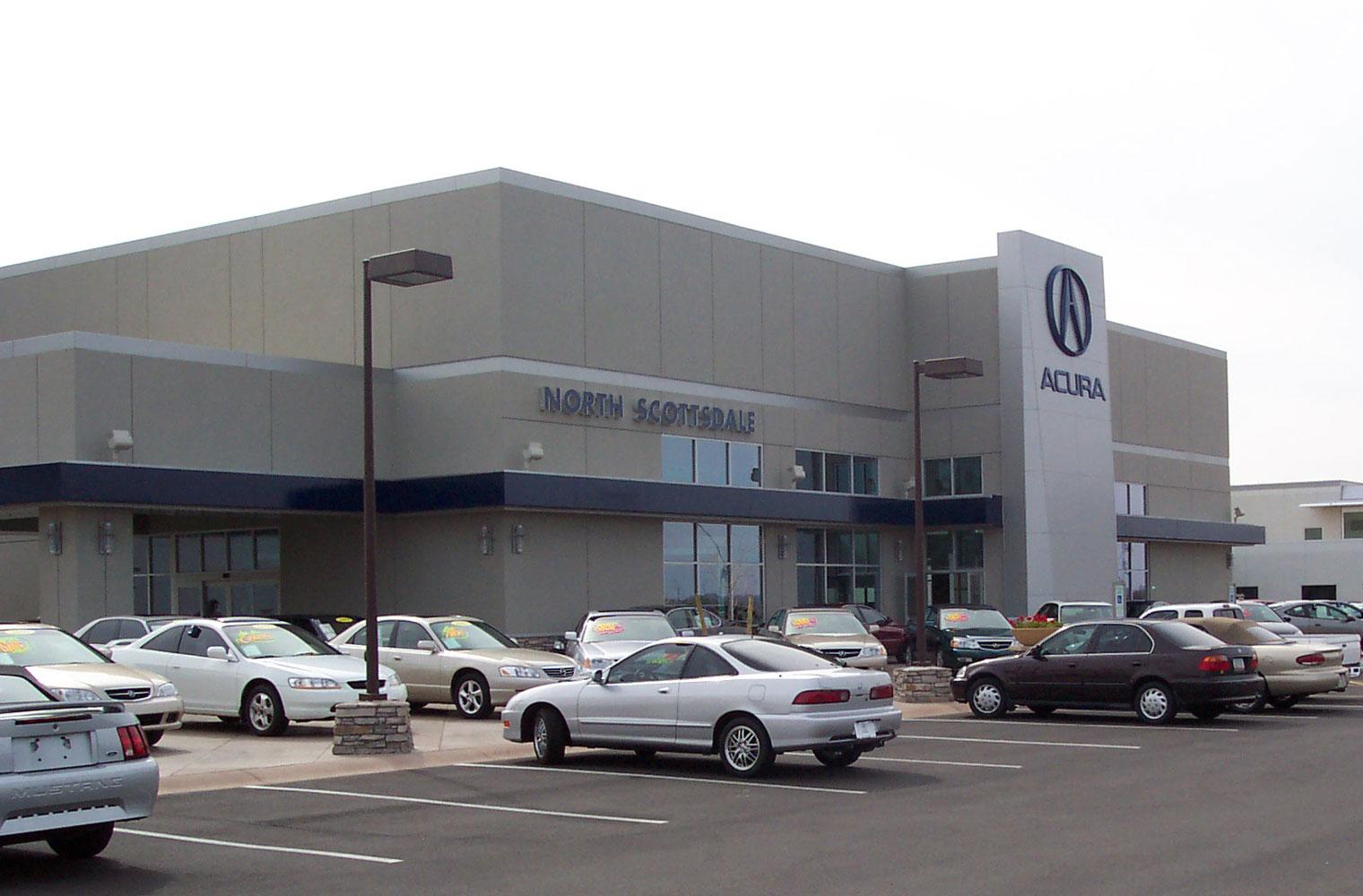 Acura, Scottsdale AZ