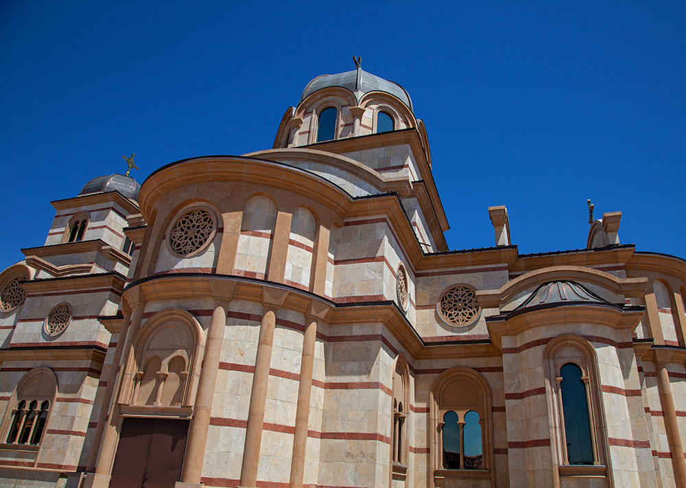 St Simeon Serbian Orthodox Church Detail