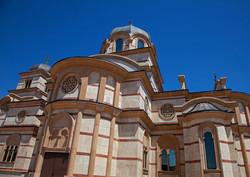 St Simeon Serbian Orthodox Church Detail