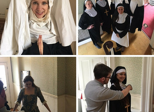 I'm a nun!