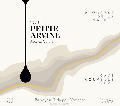 Petite Arvine mi-flétrie