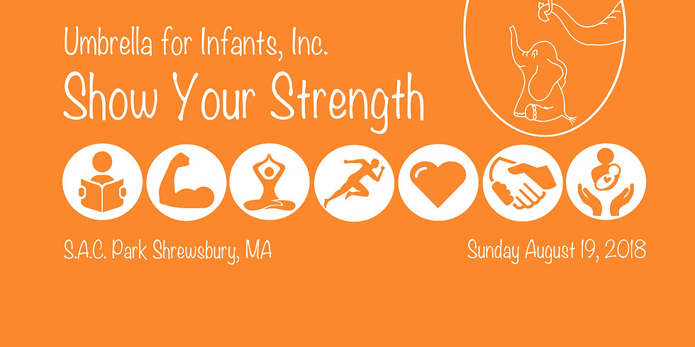 Show your Strength Kick Off Event