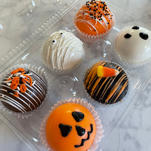 Spooky Cocoa Bomb Pack