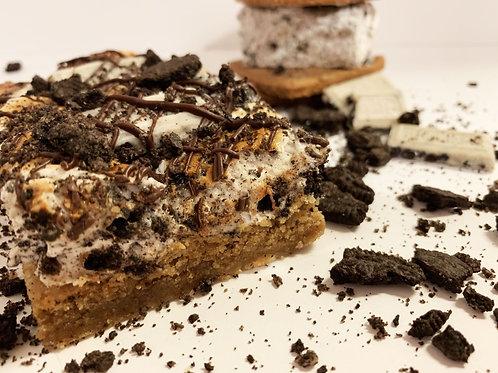 Cookies & Cream S'mookie Bar