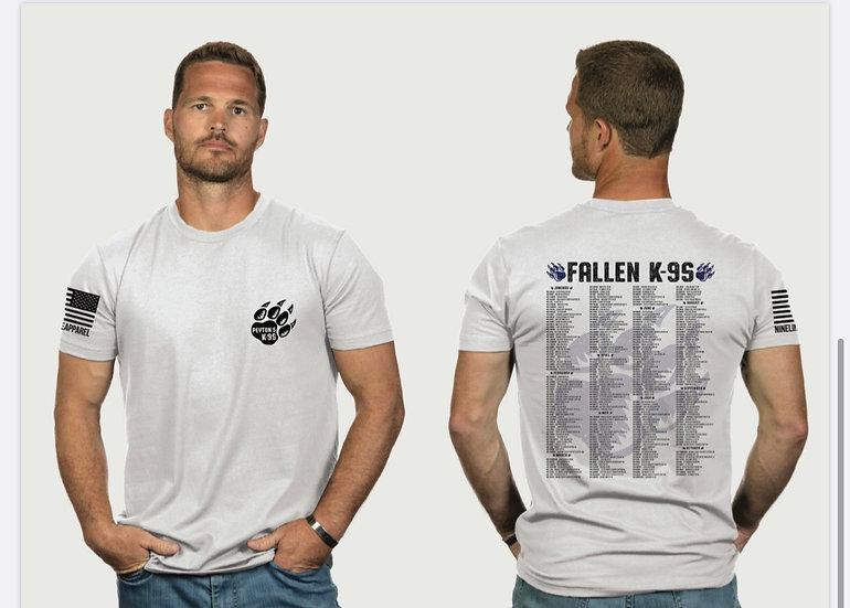 Fallen K9 EOW NineLine Apparel Shirt