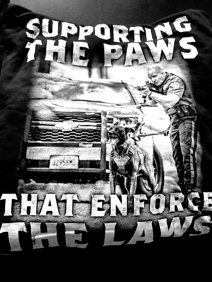 Support the Paws Hoodie