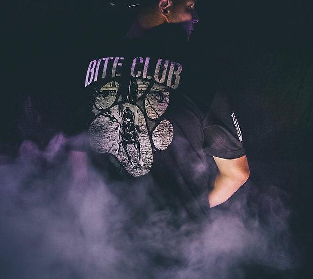 Exclusive Bite Club Original NineLine Apparel T-shirt