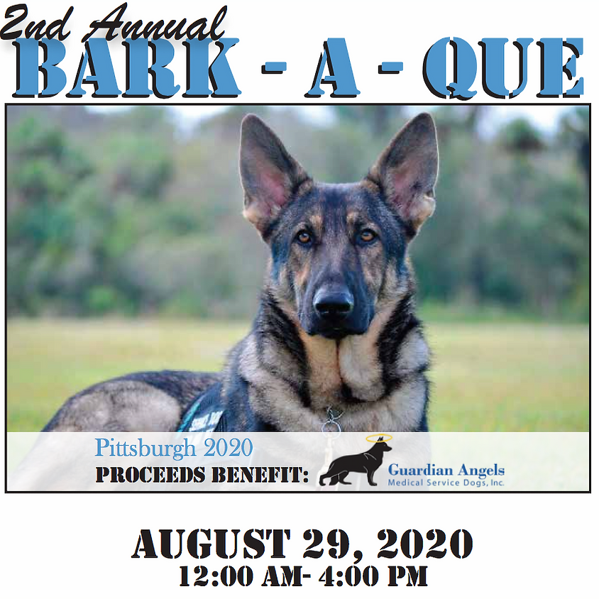 Bark-A-Que Benefit for GAMSD