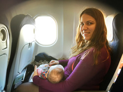 My first flight Nov 21