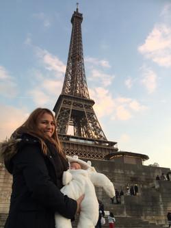 The Eiffel Tower ! Nov 23