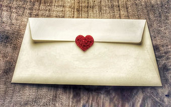 Legal Love Letters - what will yours say