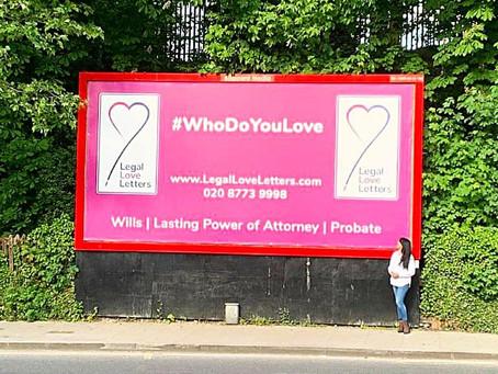 The Loneliest Billboard in Town? 😁