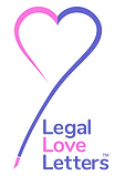 Legal Love Letters at willandprobate.com