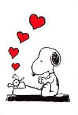 Snoopy sends his love #LegalLoveLetters