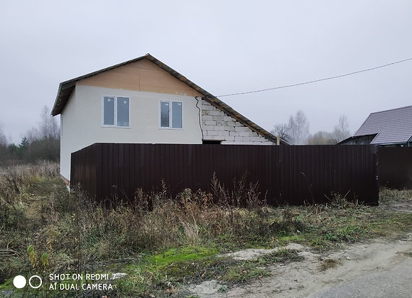 дом в д. Маловская