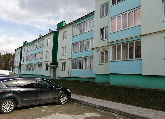 2 комнатная квартира в микрорайоне Заречье