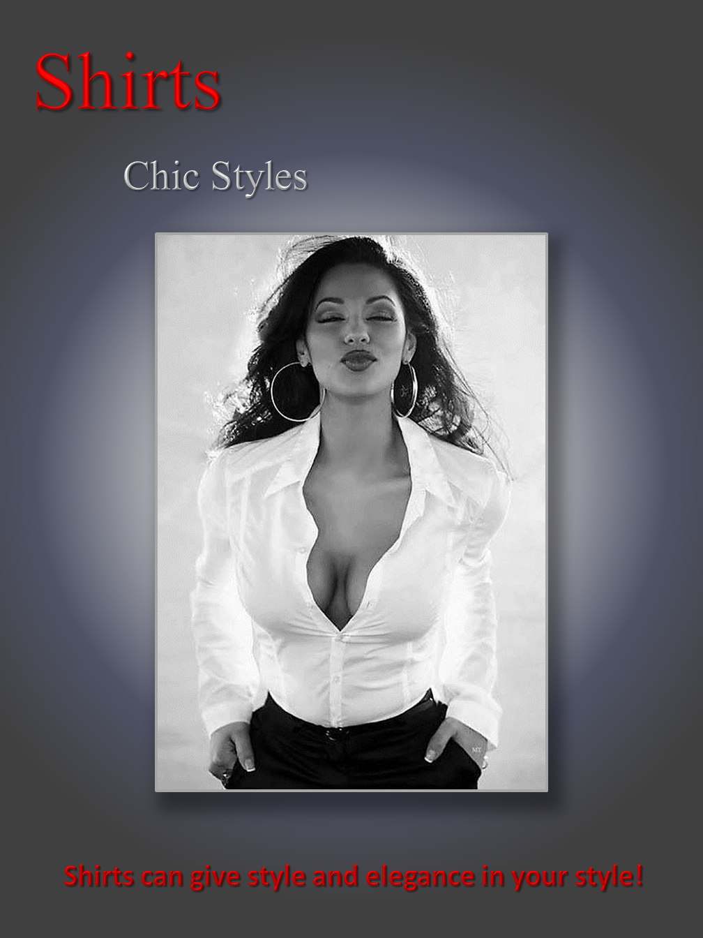Shirts Chic Styles