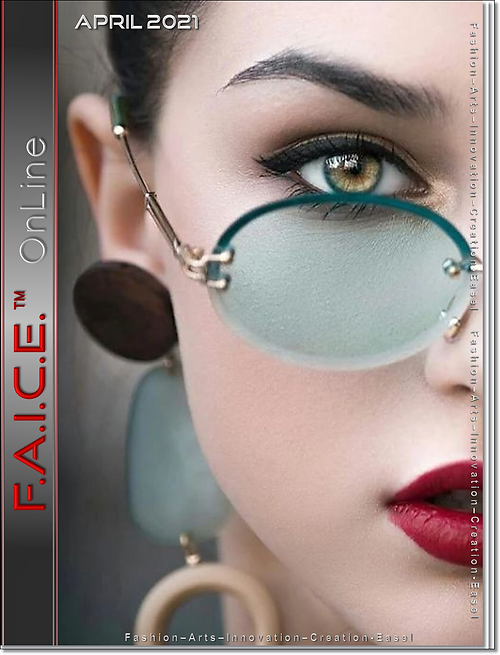 F.A.I.C.E. OnLine Magazine-April 2021