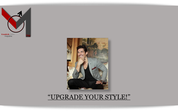 """UPGRADE YOUR STYLE!"""
