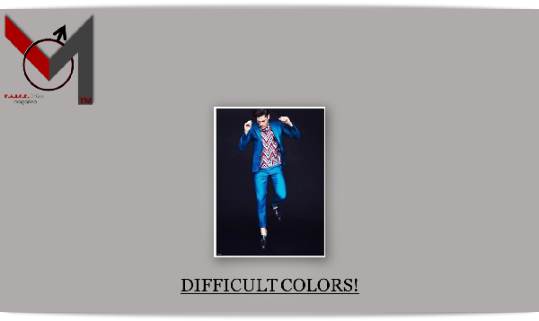 Difficult Colors