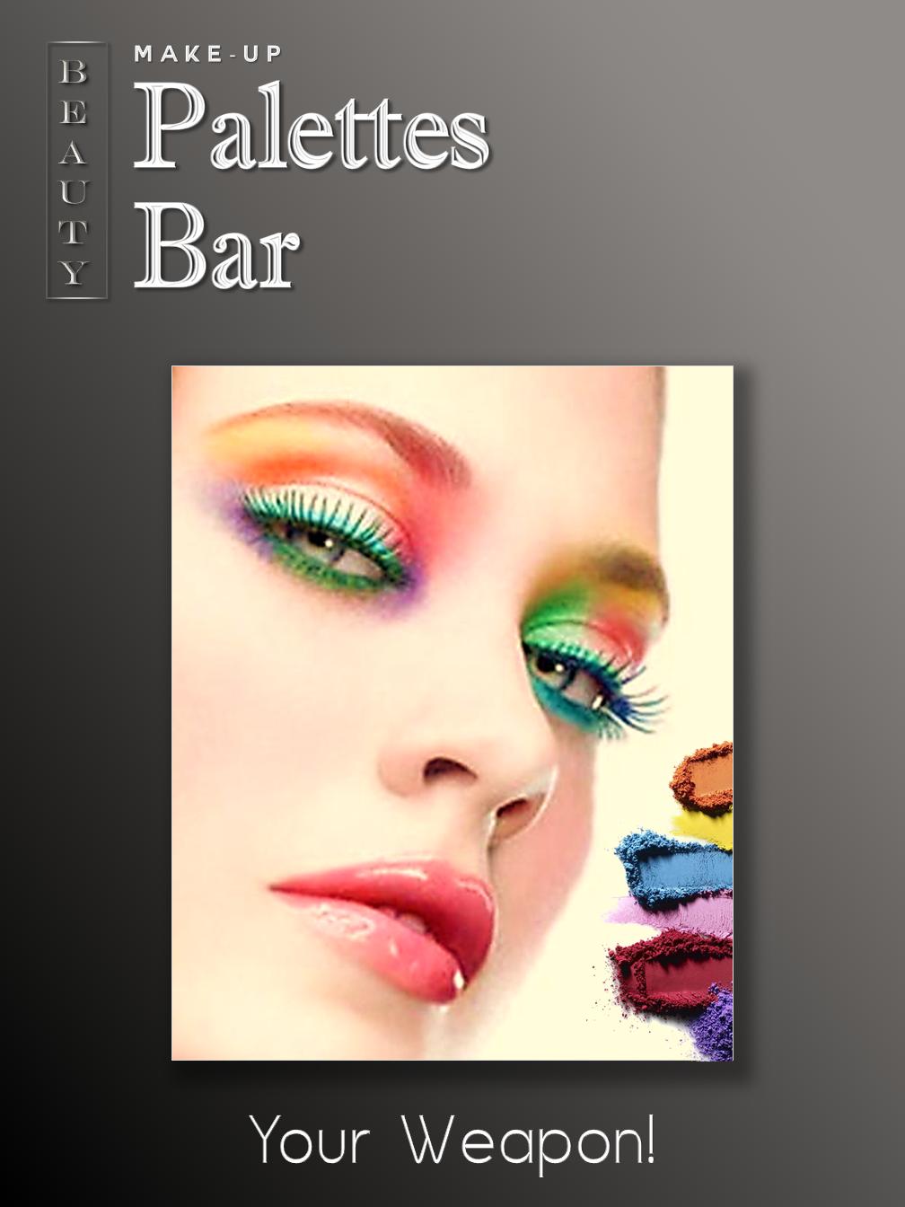 Palettes Bar