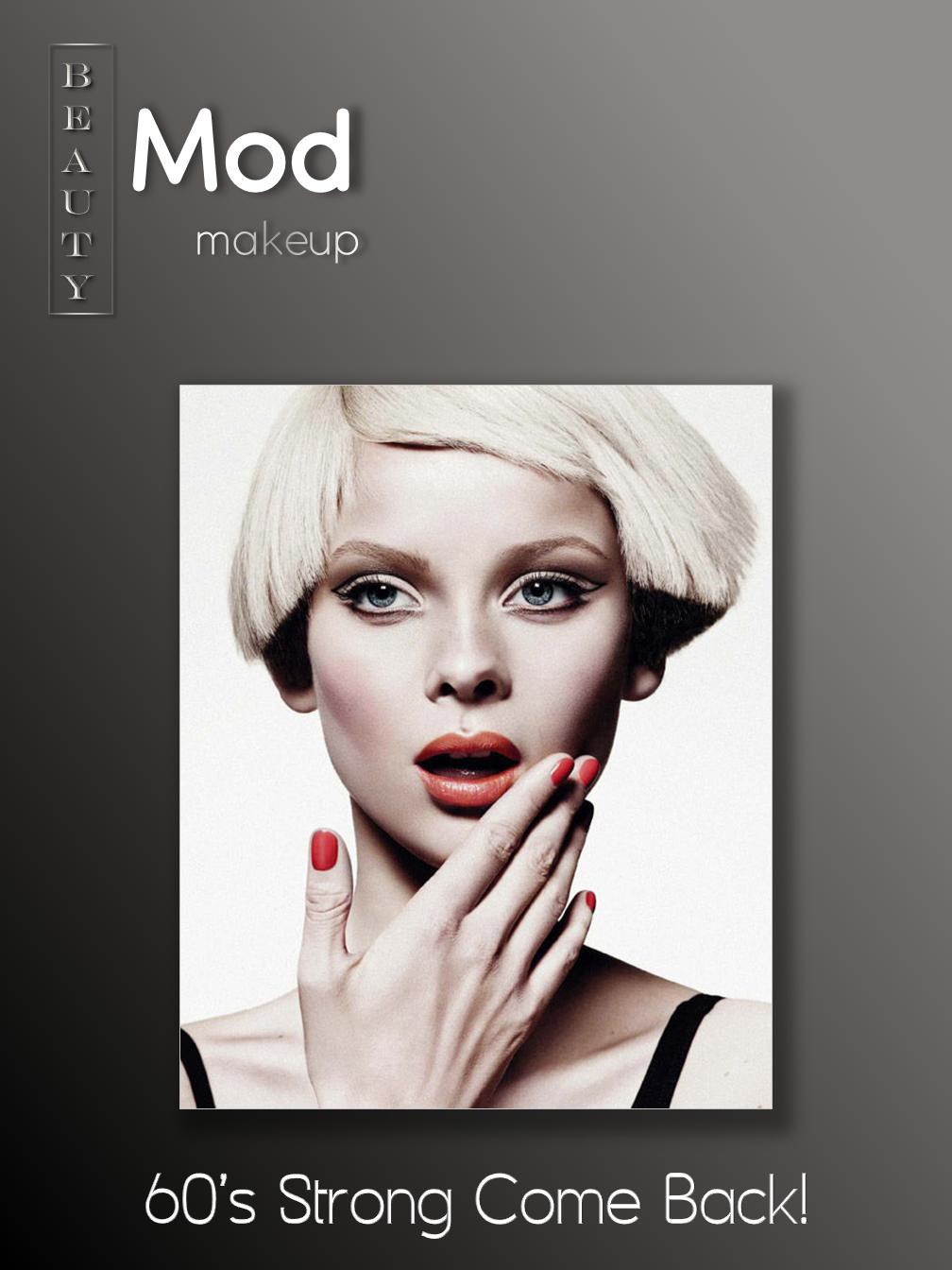 Mod Make-up