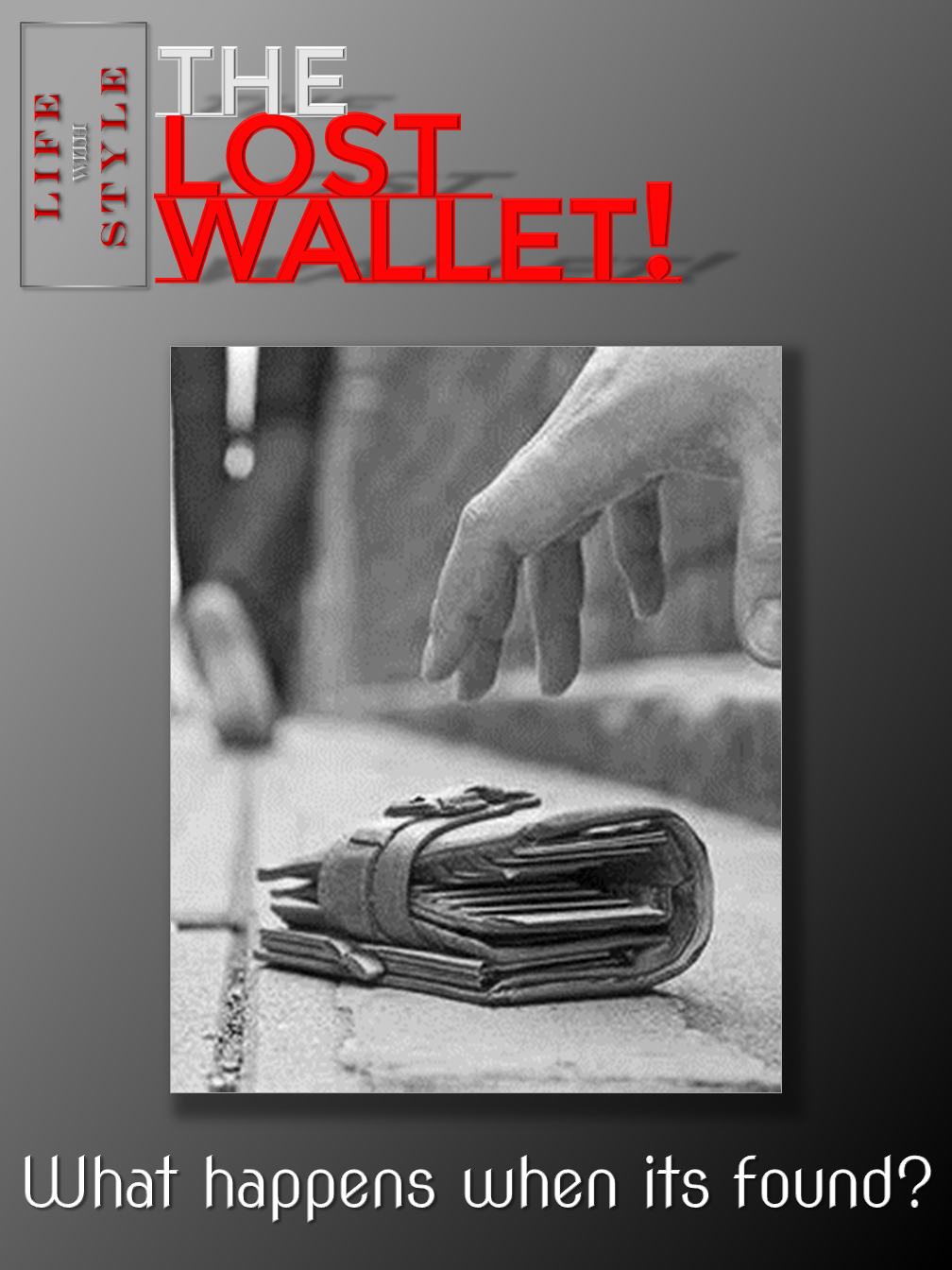 The Lost Wallet!