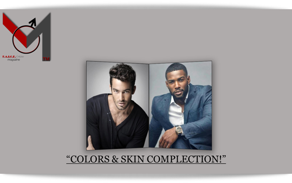 COLORS & SKIN COMPLECTION