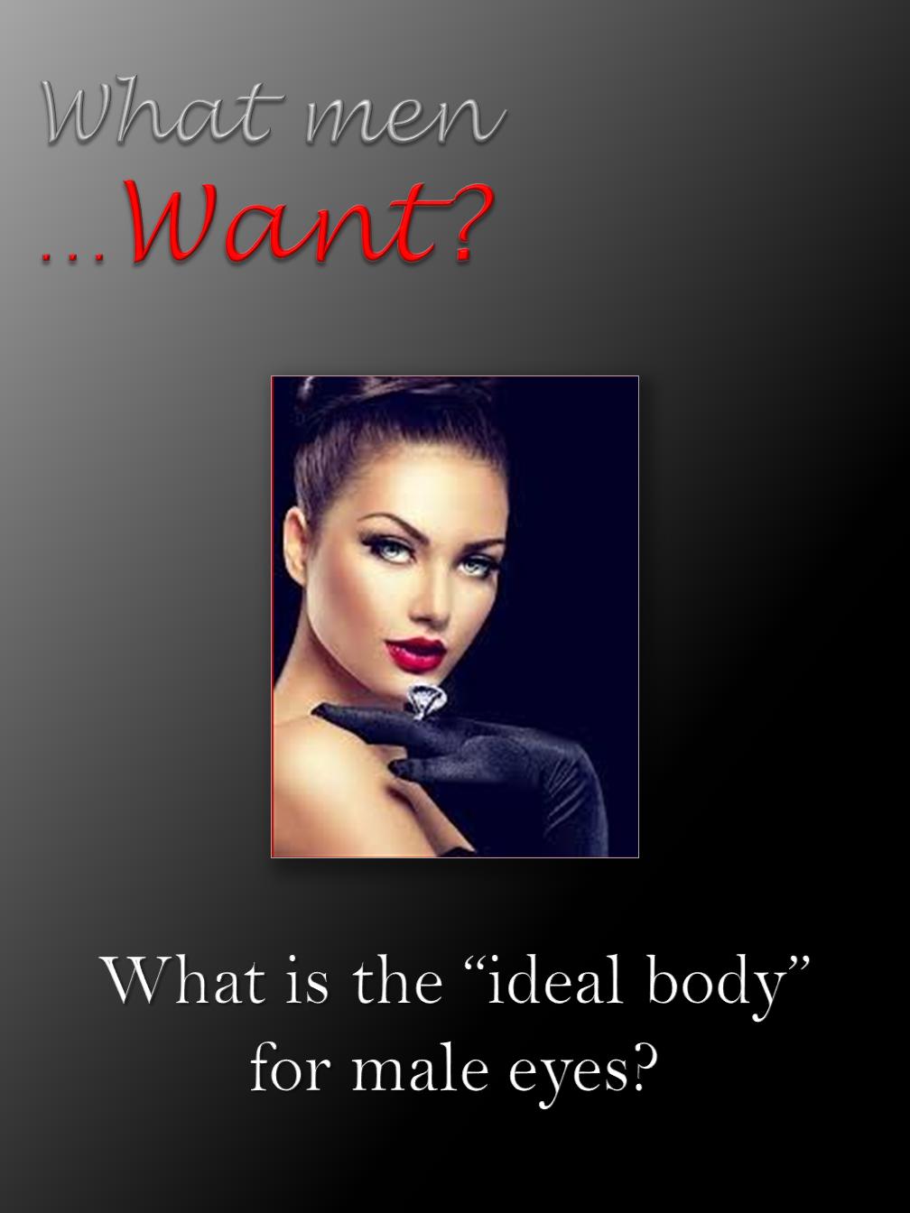 What men want?