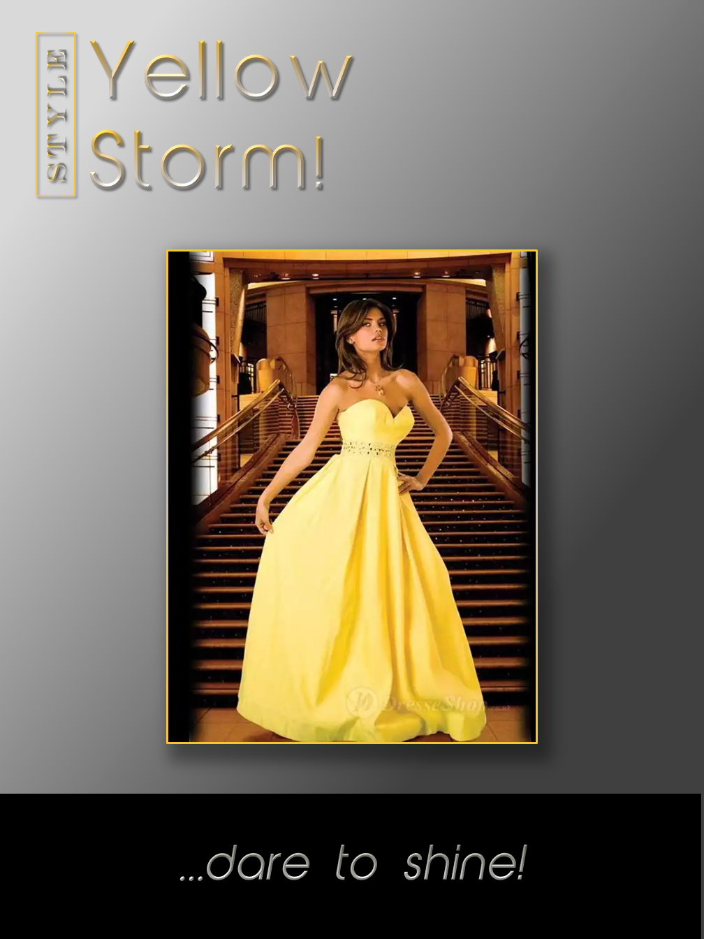 Yellow Storm