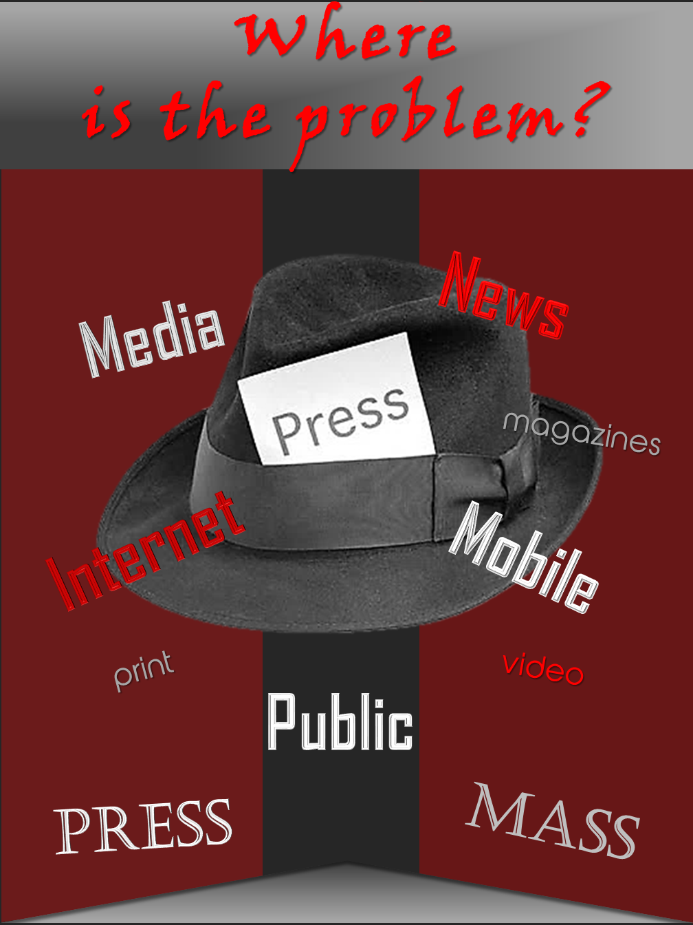 Press - Where is the Problem?