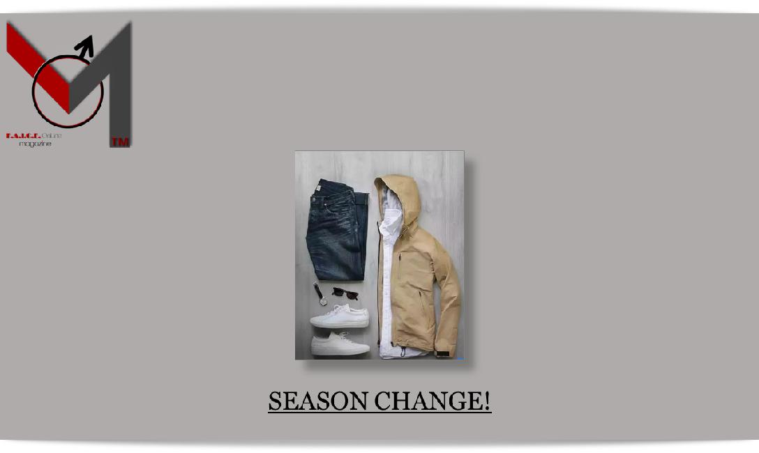 Season Change!