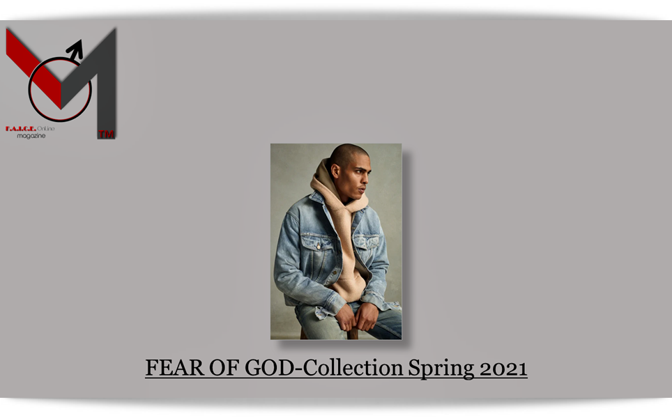 FEAR OF GOD-Collection Spring 202