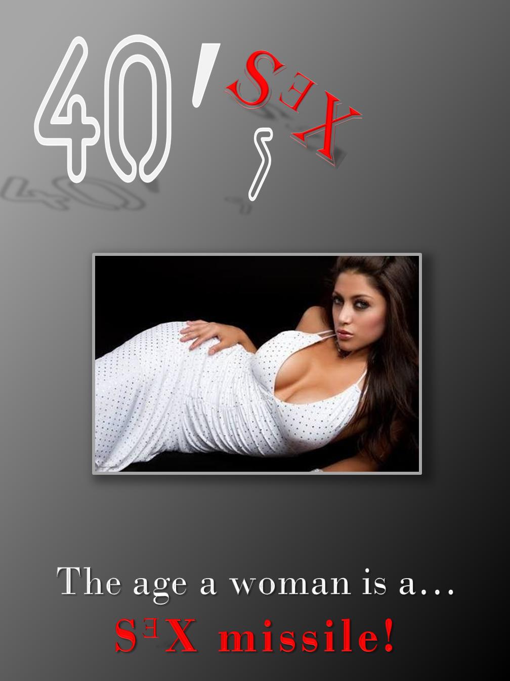 40's...