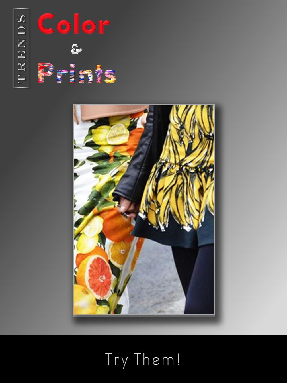 Color & Prints