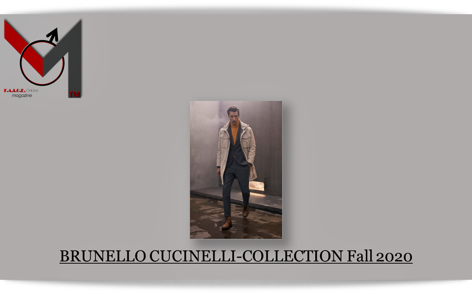 Brunello Cucinelli-Fall 2020