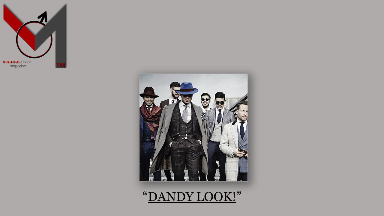 DANDY LOOK