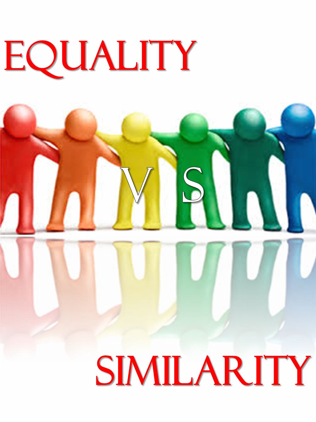 Equality vs Similarity