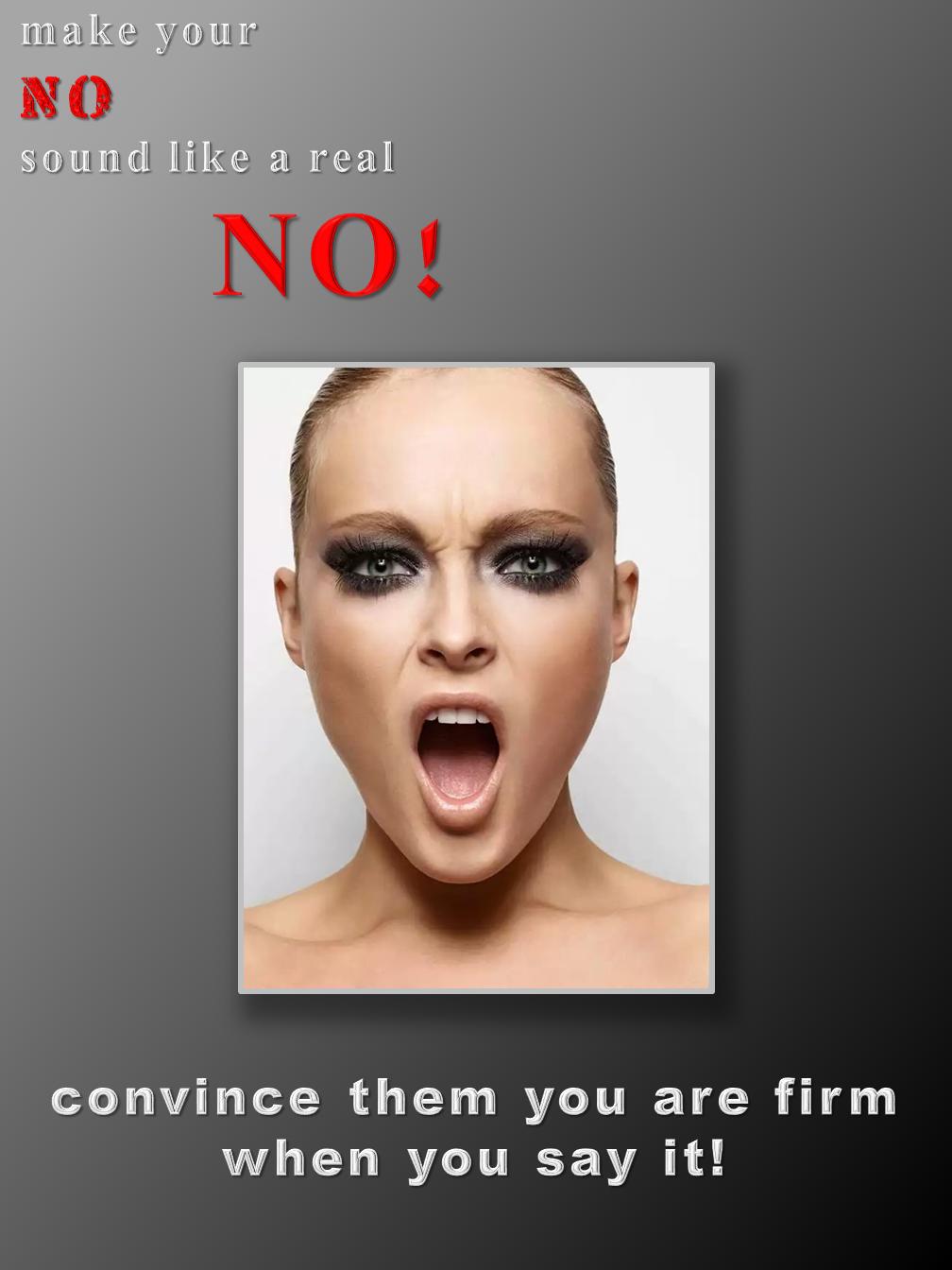 No like...NO!