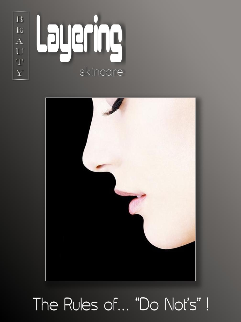 Skincare Layering