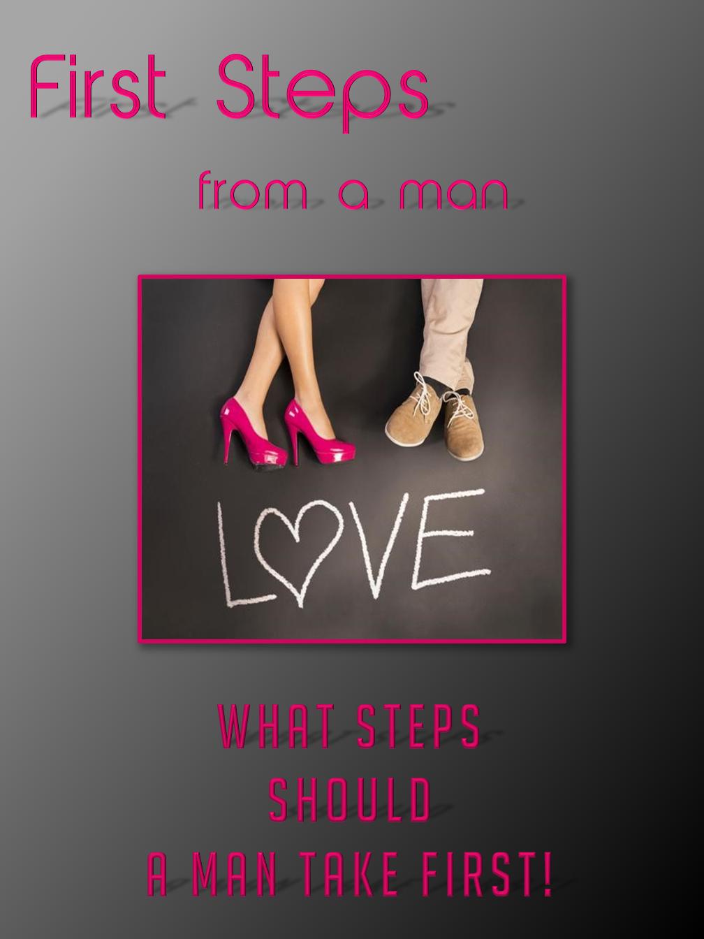 Men's Steps...