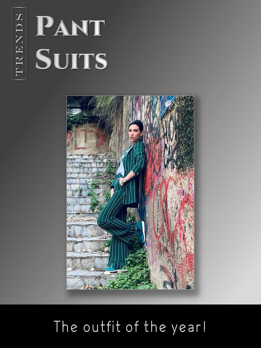 Pant Suits(2)