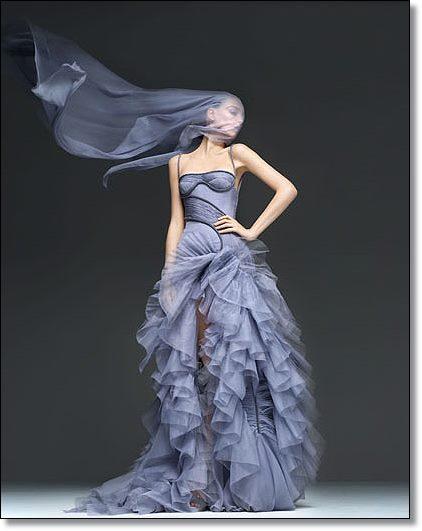 Vestido Alta Costura