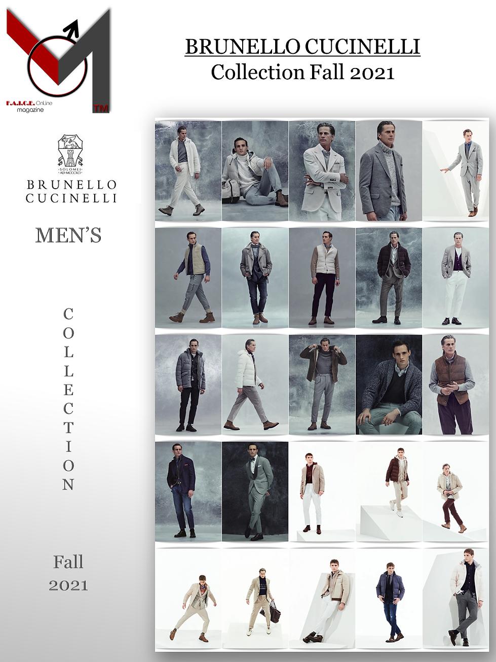 BRUNELLO CUCINELLI-Fall 2021