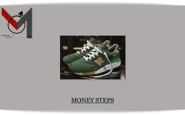 MONEY STEPS