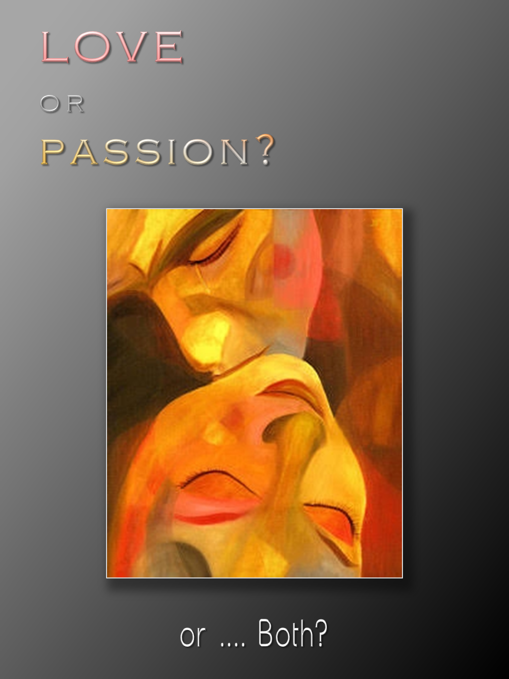 Love or Passion